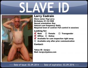slave ID