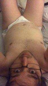 Closeted Diaper Fag