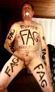 perv slave dad faggot exposed