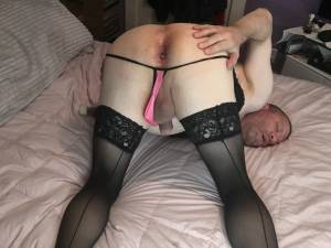 Sissy fag needs to be outed and owned by a dom master