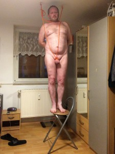 Fagot ask for castration and hanging