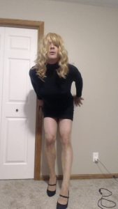Sissy Fag Ready for Cock
