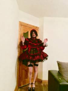 Meet Andy. Better known as sissy faggot Andrea