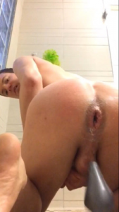 Michael G: Analwhore in Vancouver