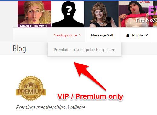 New way for VIP/Premium members to create exposures.