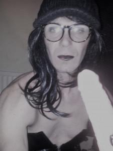 Sissy crossdresser faggot Kelly Coxx Aberdeen