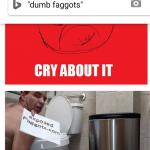 Dumb Faggots of Bing