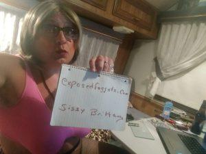 Sissy Faggot Brittany