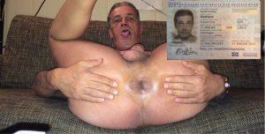 Dutch Slut Ron Oostland