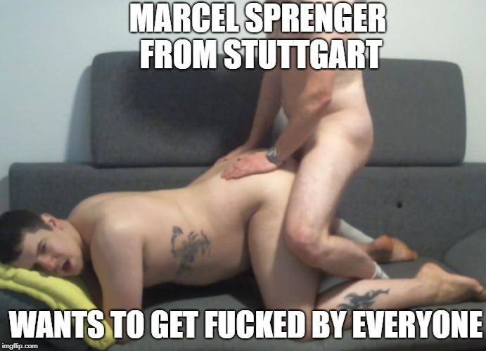 german faggot