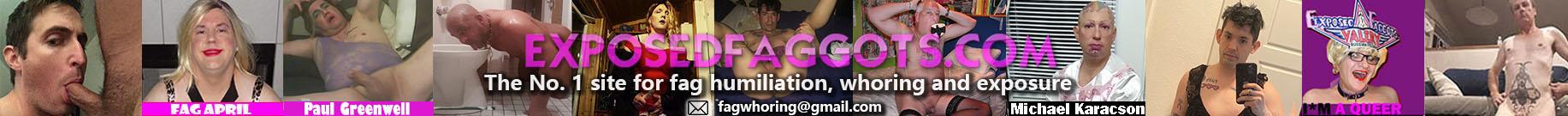 Exposedfaggots.com