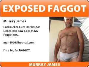murray james