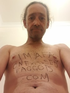 official faggot