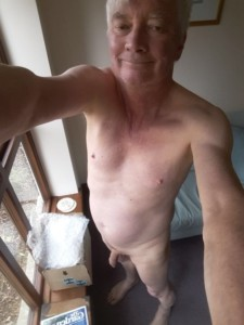 Ken Knight Naked and Exposed for Sharing