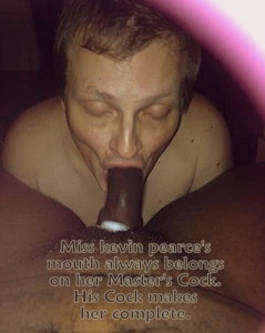 My mouth belongs on His Cock!