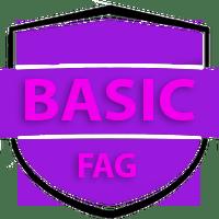 basicfag
