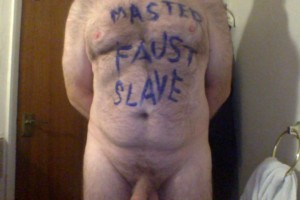 EXPOSED SISSY FAGGOT SLAVE 7
