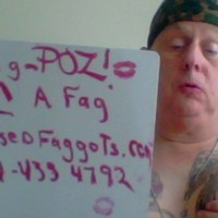 I am a POZ FAGGOT