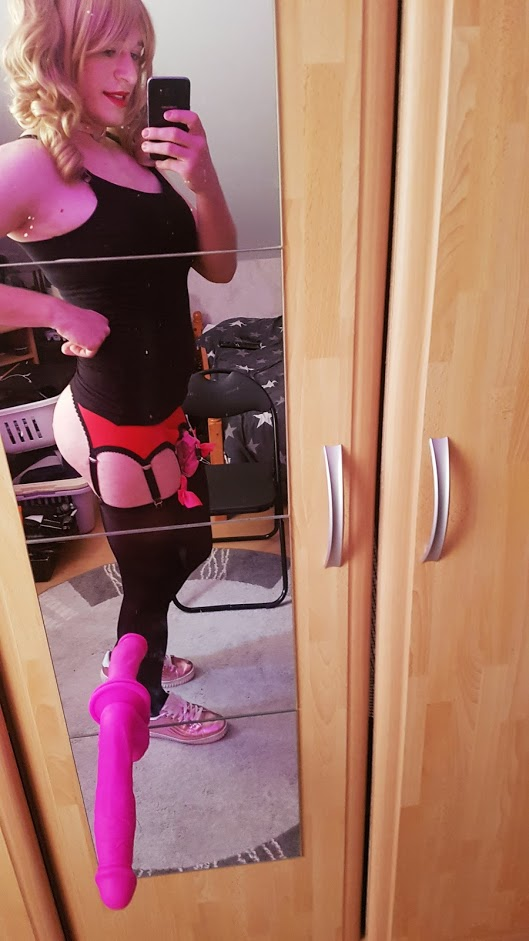 exposed sissy slut lucy aka shy01girl