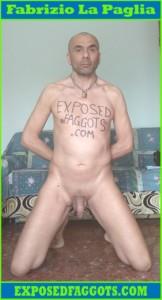 Fabrizio La Paglia - Official faggot