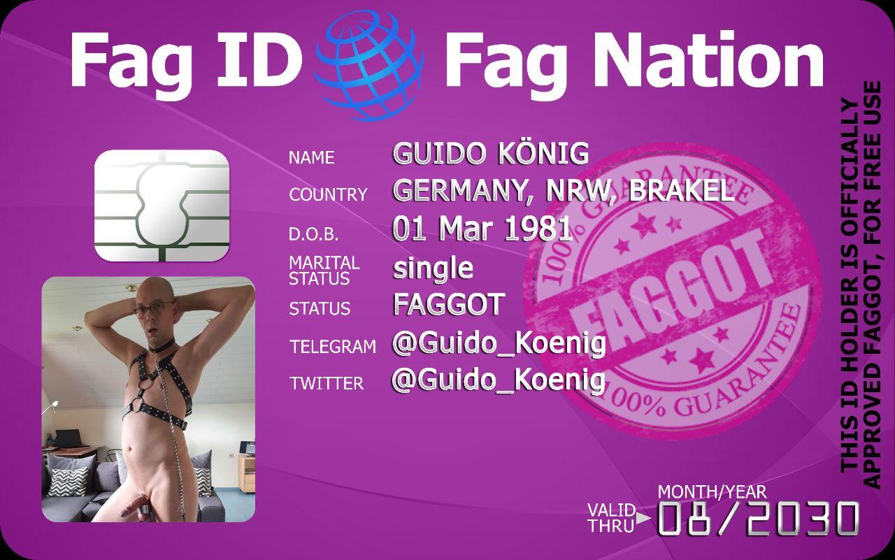Faggot ID