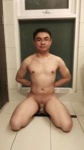 Dane Allen Asian faggot