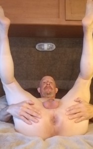 Pete Richards - Exposed Faggot. My pussy is always open!