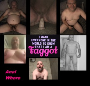 fat faggot