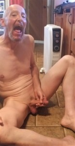 Pete Richards = Feed this Faggot your Cock