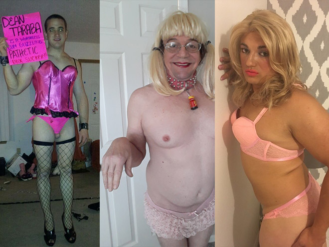 Pink Panty Contest top 3 Final Voting