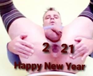 Happy new year- Szell Laszlo Faggot