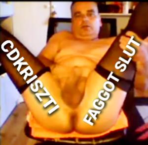Szell Laszlo faggot slut