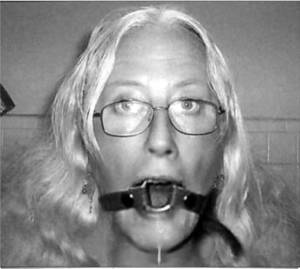 Sissy Gagged For Youe Pleasure
