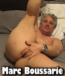 Marc Boussarie is a closet faggot
