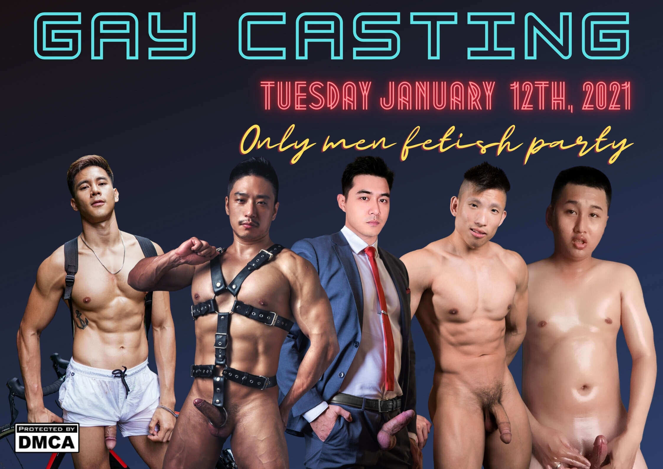 [WWW.TATAKAAHOANG.TK] Gay Casting – Only men fetish party