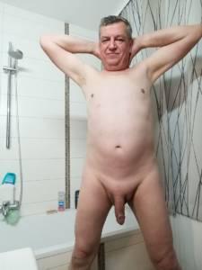 Bernd Pöhlmann naked and exposed