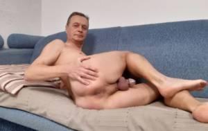 Sissy faggot Raivo Eskola waiting cocks