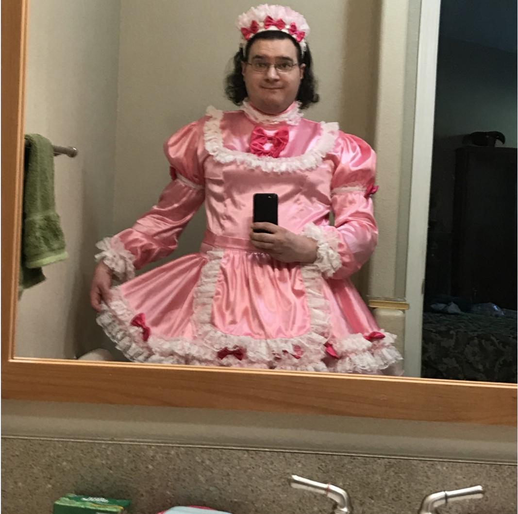 Will Konruff aka Sissy Celine the sissy faggot