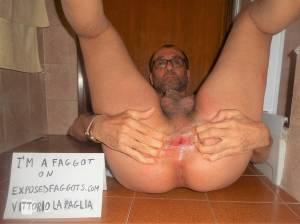 VITTORIO LA PAGLIA alias dick nude