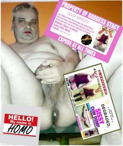 Pathetic ,loser faggot-Szell Laszlo