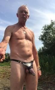 Colin Campbell Faggot Slave