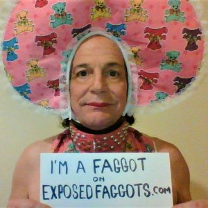 mark kessler 5107343595 I AM A FAGGOT on EXPOSEDFAGGOTS.com