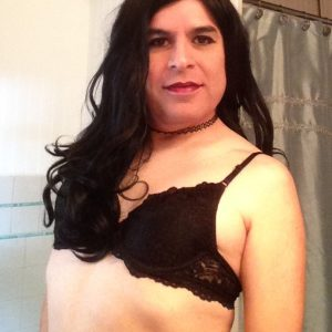 Oscar Gonzalez trans sissy faggot outed !! Expose this bitch !!