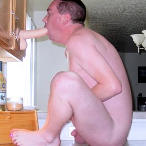 Baby Dick Jeffrey Hewitt Practicing Cock Sucking