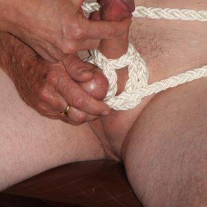 Richard Crowe stripped, bound and groped