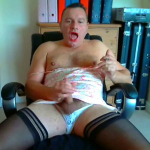 Cock Addicted SissyFag!