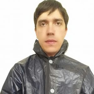 stupid slave faggot in raincoats - video: self-punishment