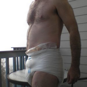 Diaper Fag on Vacation