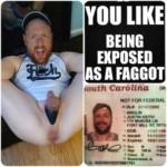 Group logo of Faggot Justin Keith Anglin Exposed