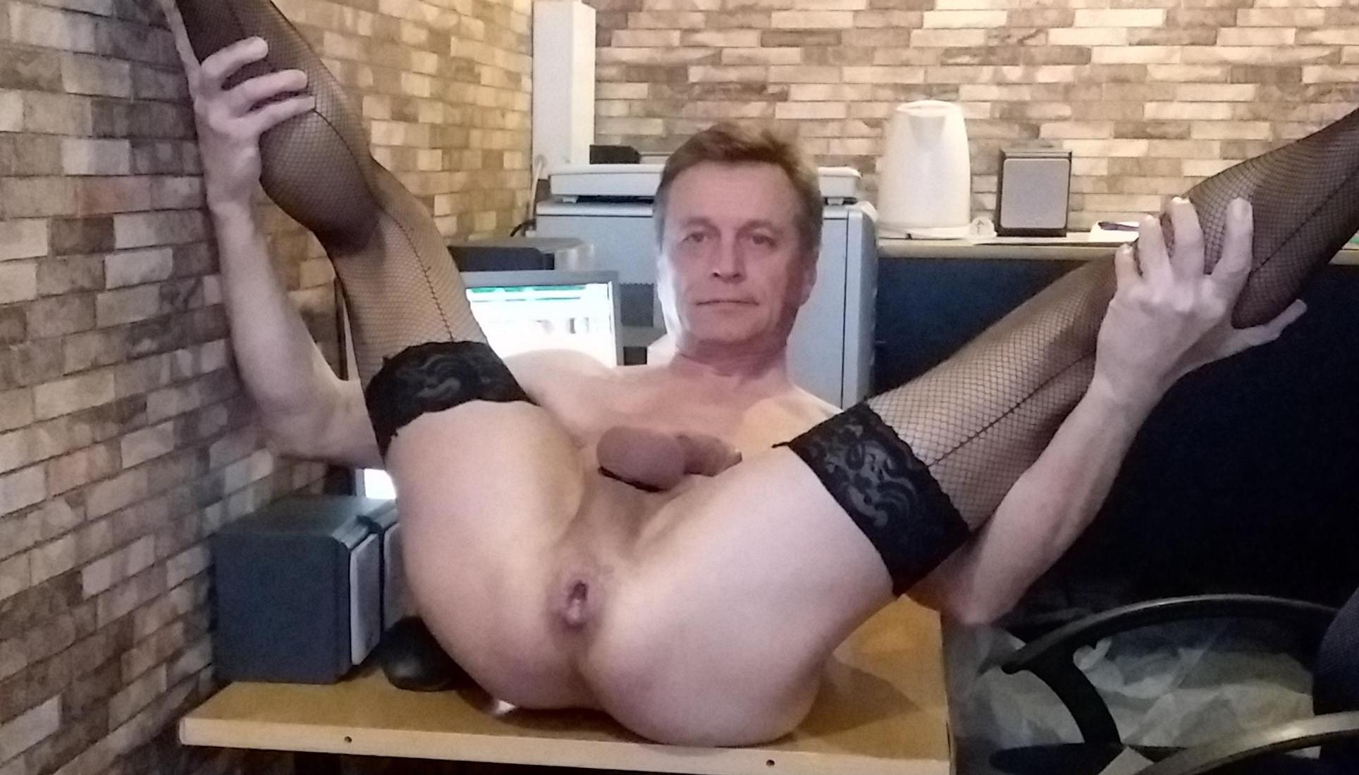 Sissy slut Raivo